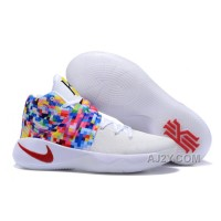 Nike Kyrie 2 Colorful White 2016 New Release
