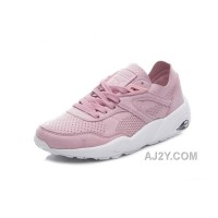 2017 Spring/Summer Puma R698 Pink Women Running Shoes Vintage Discount