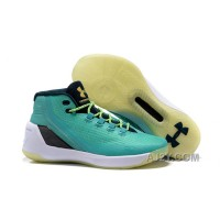 Under Armour Stephen Curry 3 Shoes Tiffany White Black Friday Deals 2016