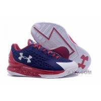 Womens Under Armour Curry One Low Purple Red White Black Friday Deals 2016 195257
